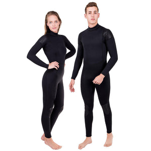 3mm Wetsuit with Stretch Panels for ing