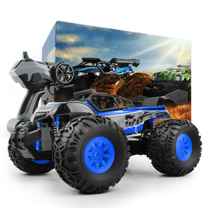 Remote Control Car For Kids And Adults(Blue)