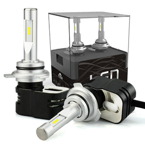 LED Headlight Bulbs Conversion Kit,Xenon White