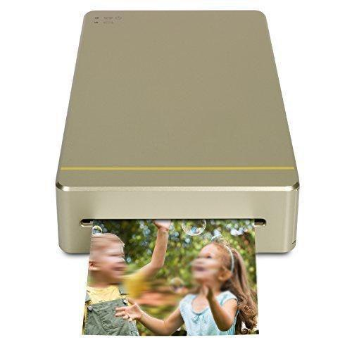 Portable Mobile Instant Photo Printer - Wi-Fi & NFC Compatible