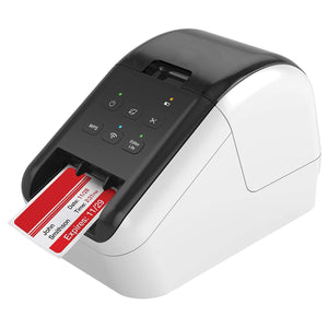Ultra-Fast Label Printer with Wireless Networking