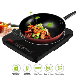 Portable Induction Cooktop,11 Temperature Levels