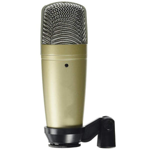 Large-diaphragm Low-frequency Microphone