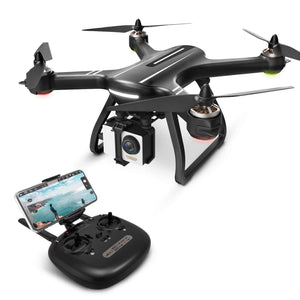 FPV Drone With 1080p HD Camera,Brushless Motor