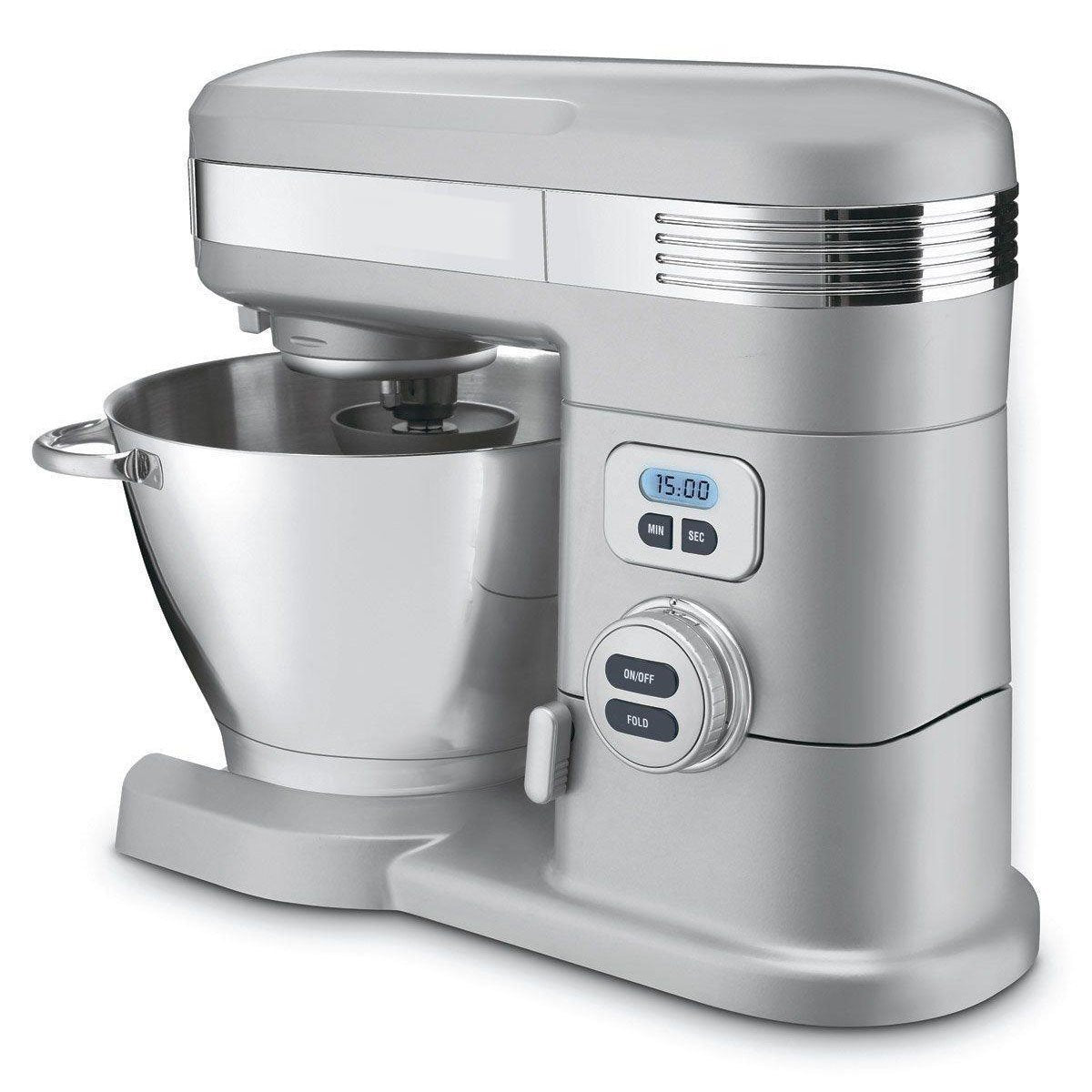 Durable Stainless-Steel Stand Mixer