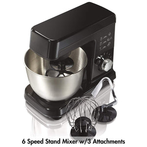 Versatility 6-Speed Stand Mixer