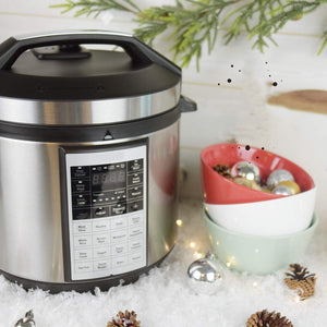 Stainless Steel 9 in 1 Electrical Pressure Cooker