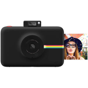 Touch Portable Print Digital Camera(Black)