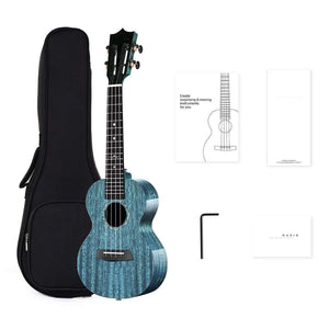 Mahogany 23 Inch Ukulele With High-End Gig Bag