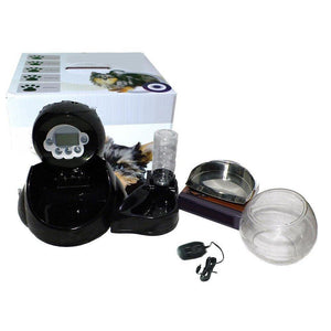 Simply Automatic Pet Feeder