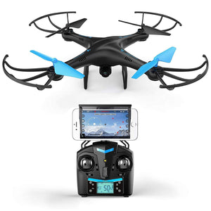 Drones With 720p VR HD Camera