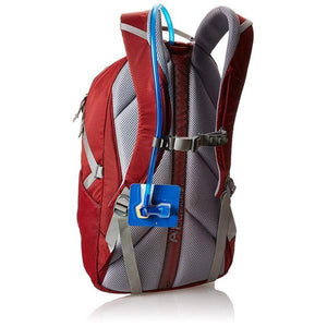 Hiking Pack With Three-Point Compression Straps