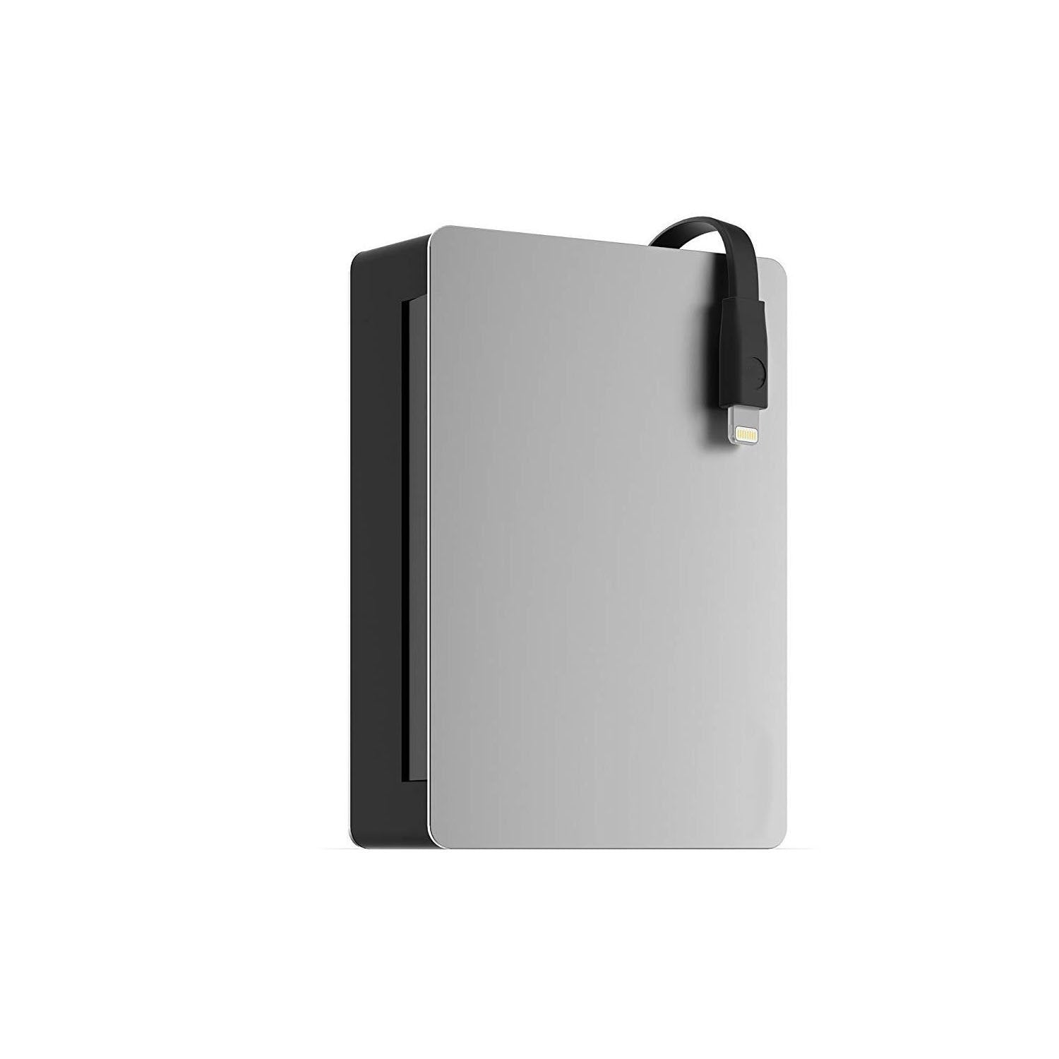 Portable Power Bank with Lightning Connector