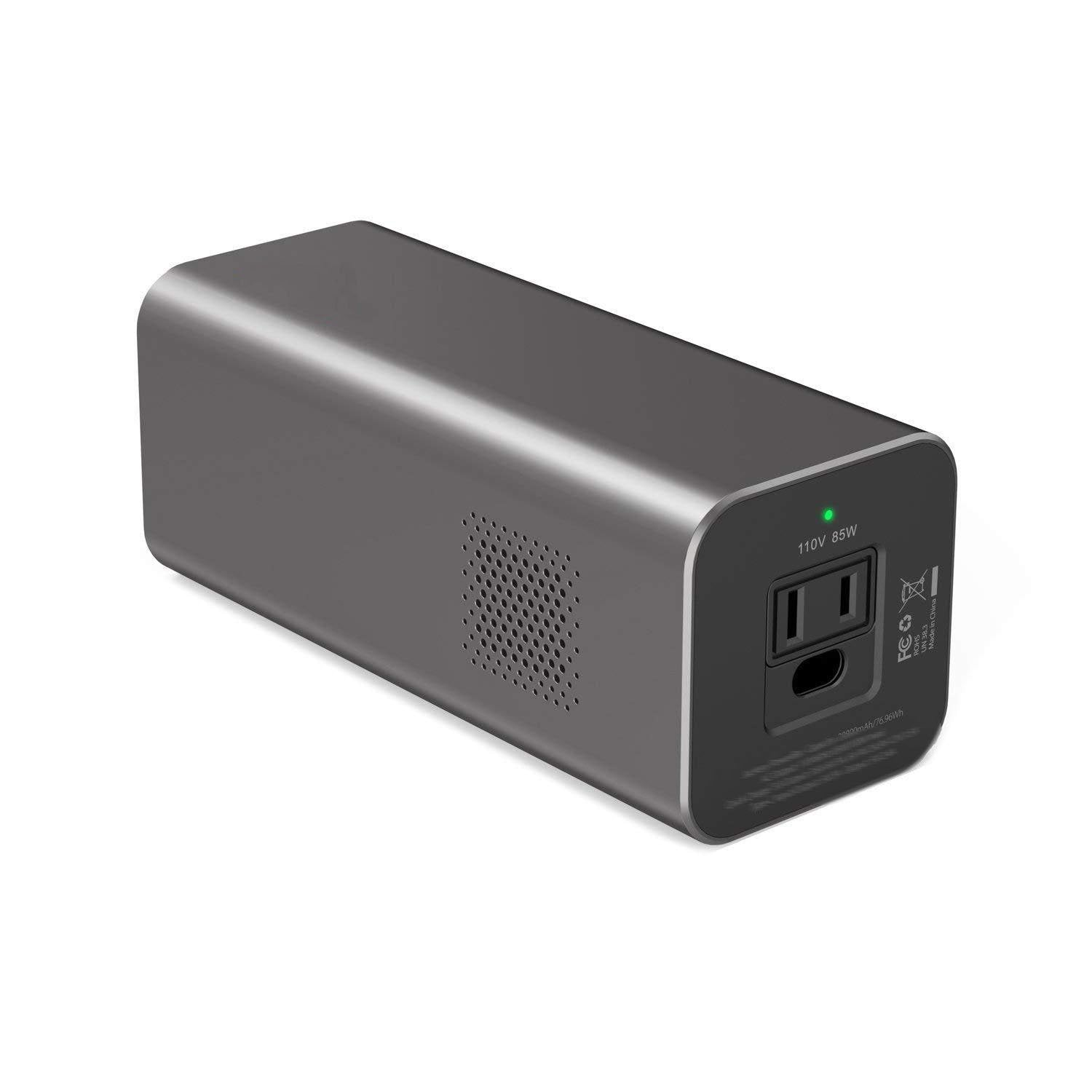 Portable Laptop Charger (100W Max)