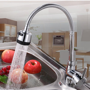 Kitchen Polish Chrome Plating Faucet