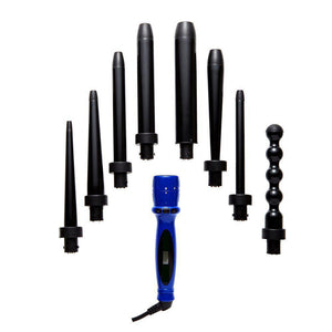 8-in-1 Hair Curling Iron Set