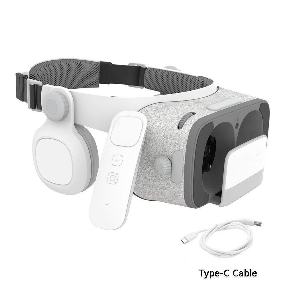 3D VR Headset for Samsung Galaxy S9 S8