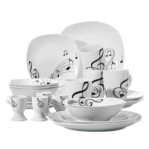 High-quality Porcelain Dinnerware Set