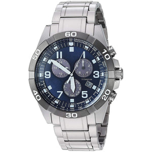 Men's Quartz Casual Watch - Silver