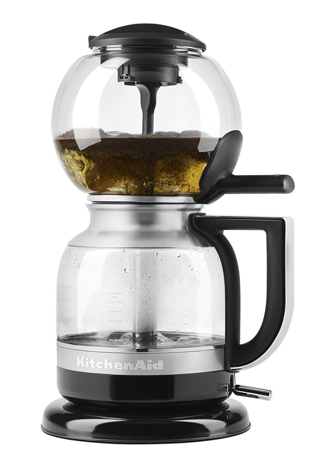 KitchenAid Siphon Coffee Brewer (Medallion Silver)