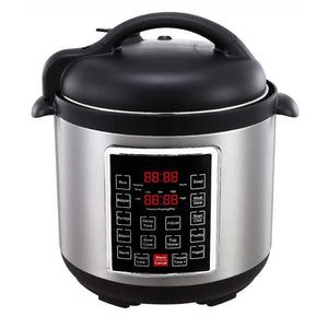 Programmable 10-in-1 Electric Pressure Cooker/Slow Cooker