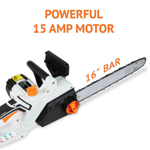 Electric Chainsaw with Auto oiling