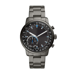Stainless Steel Hybrid Smartwatch