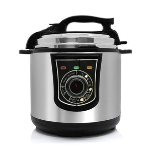 Multi Instant Pot With Lock Top Lid