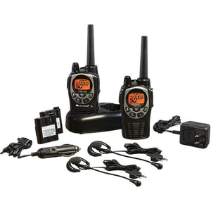 Up to 36 Mile Range Walkie Talkie, 142 Privacy Codes