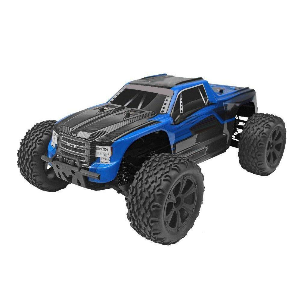 Brushless Electric Monster Truck,Blue
