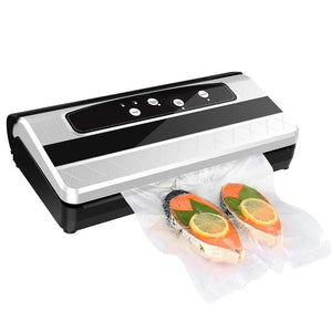 2 IN 1 Automatic Vacuum Sealer for Food Preservation