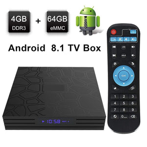 Full HD Dual-Band Wi-Fi TV Box