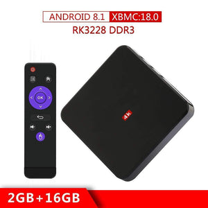 Smart Android Media Streaming Player
