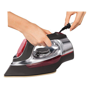 Heavy Duty Powerful Clothes Fabric Steam iron