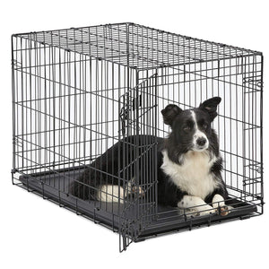 Single&Double Door Folding Metal Dog