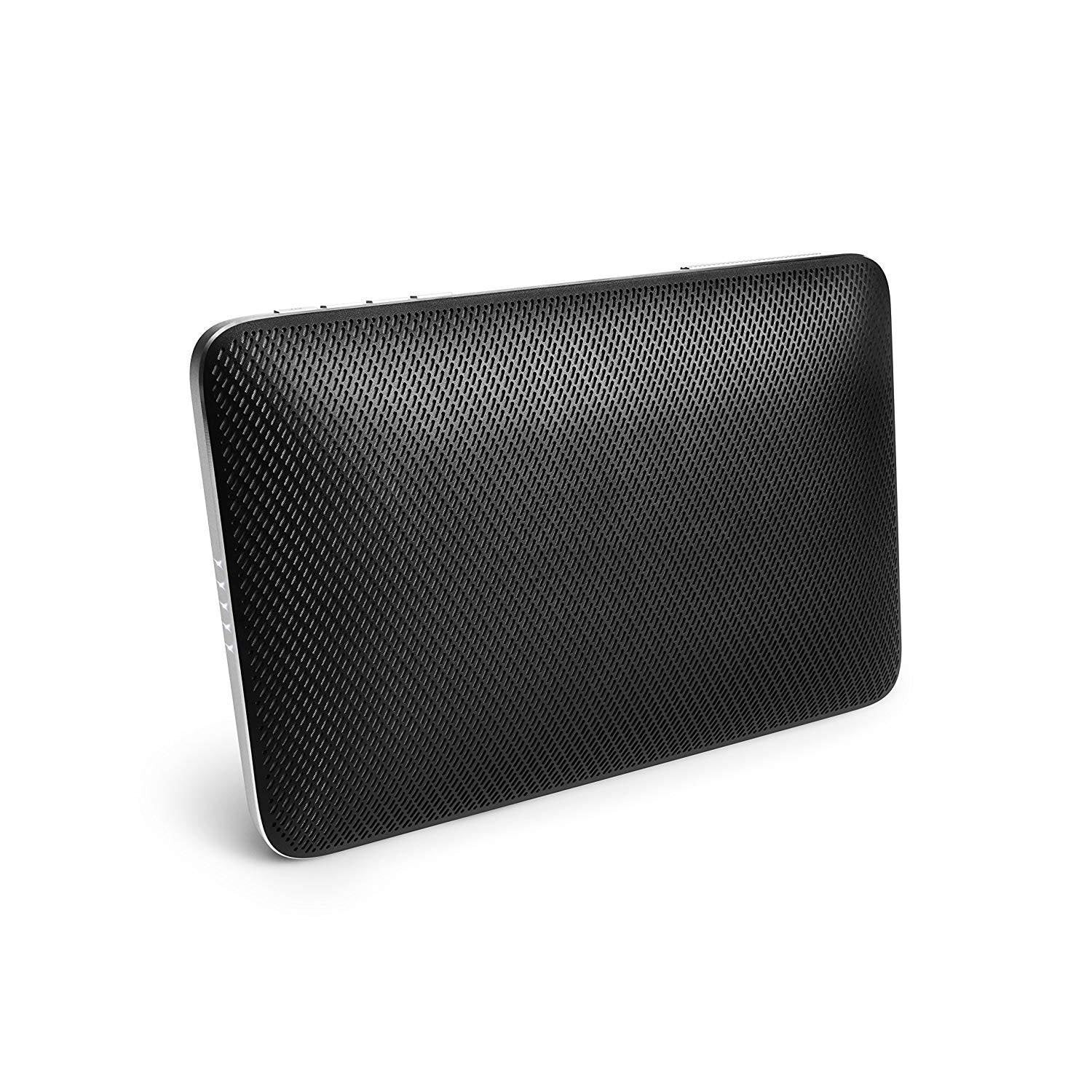 Black Wireless Bluetooth Stereo Speaker