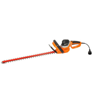 Corded Hedge Trimmer With Dual Cutting Laser Blade