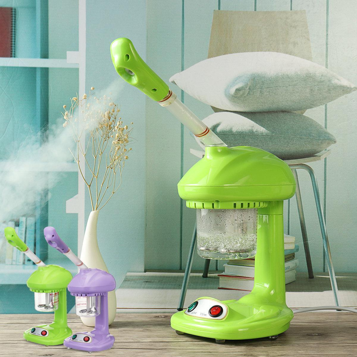 Mini 360¡ã rotatable Nozzle Table Steamer