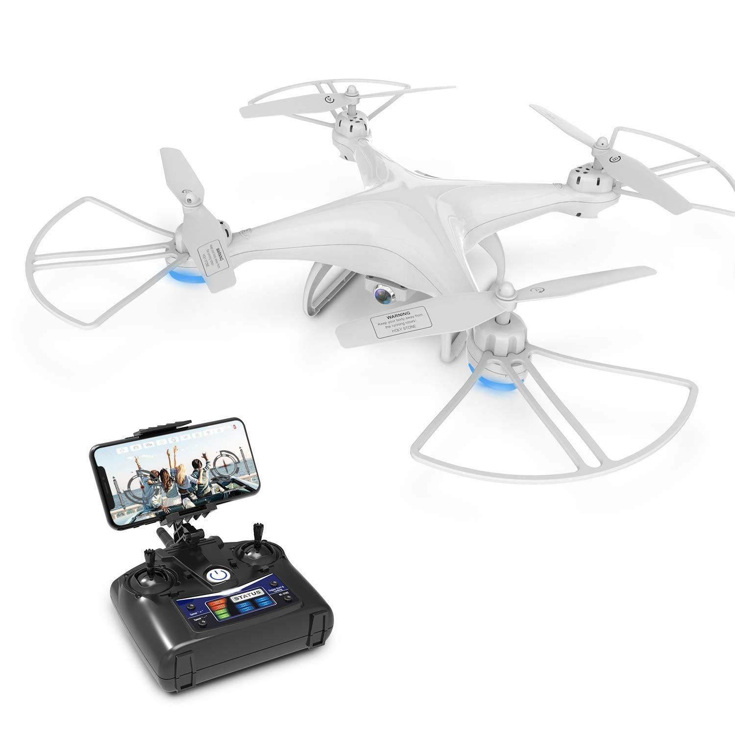 Drone for Beginners with 720P HD Camera