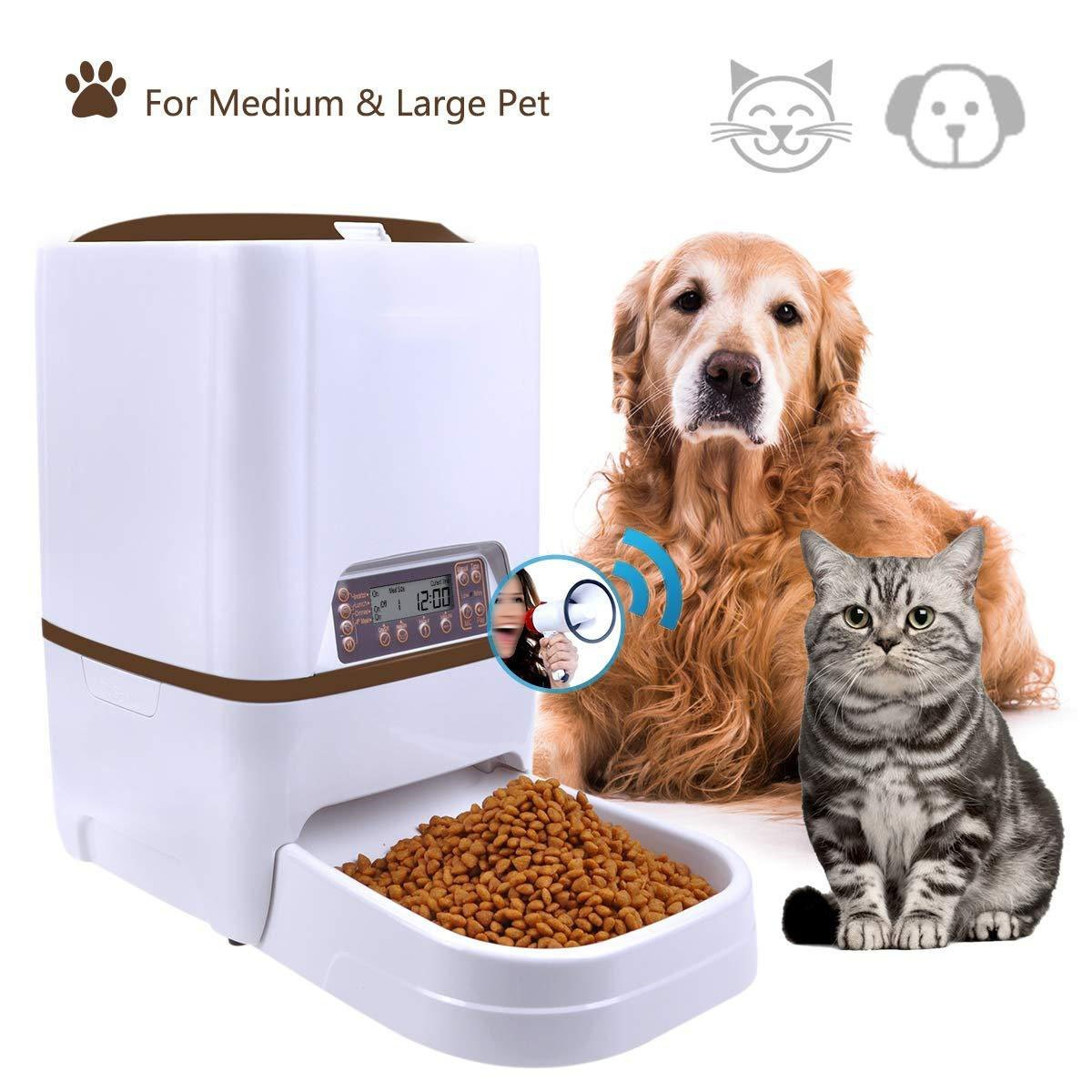Automatic Pet Feeder, IR Detect