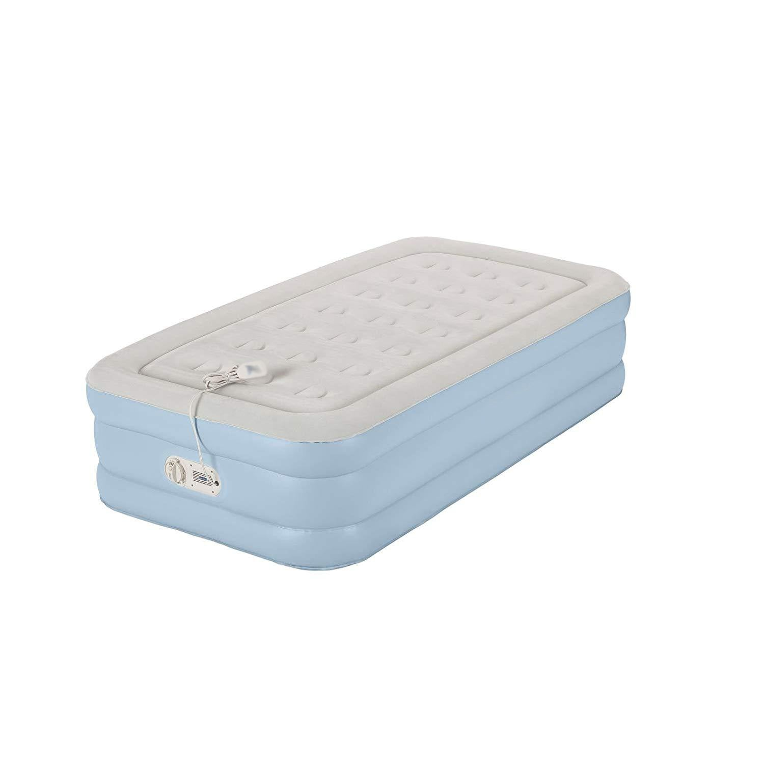 One-Touch Comfort Air Mattress,Twin