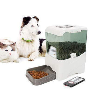 Super Large Capacity Automatic Pet Feeder