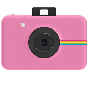 Instant Digital Camera With  Zero Ink Printing Technology