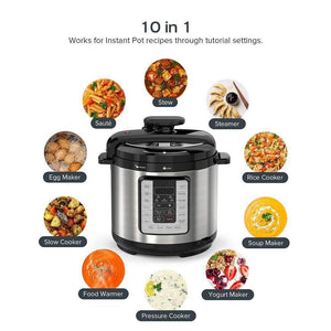 Multi-Use Instant Stainless Steel Pot