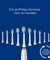 Rechargeable Electric Toothbrush With Pressure Sensor