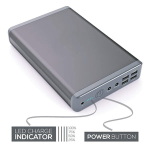 Ultra-High Density Portable Power Bank