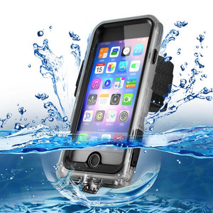 Outdoor Underwater Swimming Diving Phone Case
