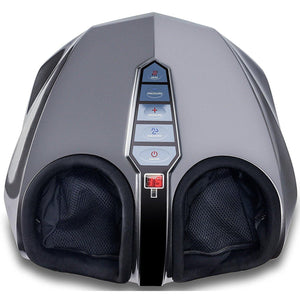 Shiatsu Foot Massager With Deep-Kneading