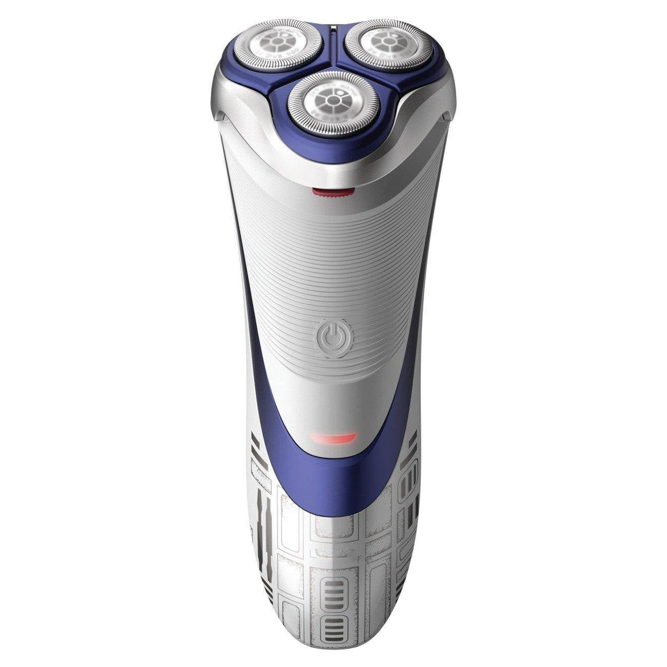 Dry Electric Shaver With Pop-up Trimmer