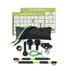 Total Body Workout Portable Resistance Workout Set